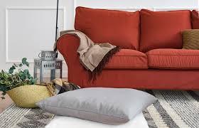 left pan view of rp sofa