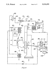 patent us5031690 portable unitary aircraft air conditioner and patent drawing