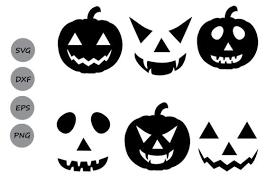 Halloween Pumpkin Monogram Svg Graphic By Cosmosfineart Creative Fabrica Pumpkin Faces Halloween Pumpkins Svg