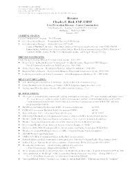 Barista Resume Objective Best Of Sample Carpenter Resume Resume Samples Examples Examples Of Resumes