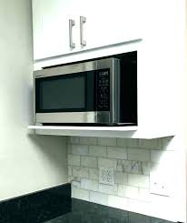 Under Cabinet Microwave Fabulous Shelf  Dimensions  I28