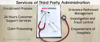 Health Insurance Learn Third Party Administrators Tpa