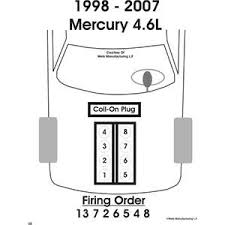 wiring diagram for a 2000 mercury grand marquis fixya what is the spark plug wiring diagram for the 2000 mercury grand marquis