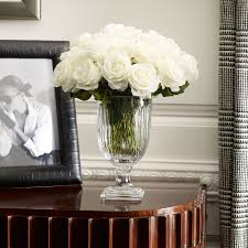 Ralph Lauren Home Marion Crystal Vase Vases Candle Holders Home Ralphlaurencom