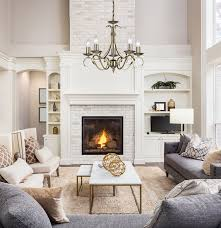 living room chandelier with light candle style