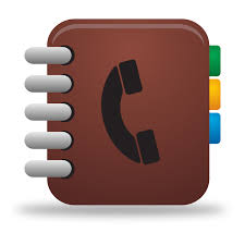Phone Book 1512 Dryicons