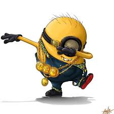 dabb dance. #nix #artwork #tealer #dotw #minion #dab dabb dance