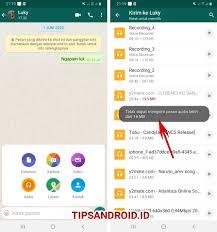 Sekian cara untuk mengirim video di whatsapp yang berdurasi panjang atau video lebih dari 16mb. Cara Kirim File Audio Musik Lebih Dari 16 Mb Di Whatsapp Tipsandroid Id