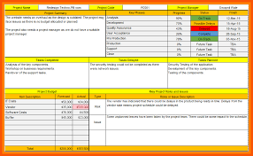 Status Report Format Status Report Formats Tirevi Fontanacountryinn Com
