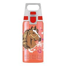 ≡ <b>Бутылочка детская</b> Sigg Viva One <b>Horses</b> (0,5 л.) – купить по ...