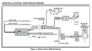pro billet distributor 85551 new how to install a msd pro billet MSD 7Al Wiring-Diagram pro billet distributor 85551 awesome msd distributor wiring diagram schematics wiring diagrams \u2022 of pro billet