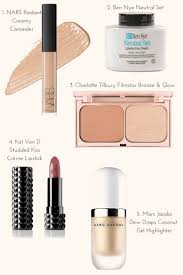 bridal makeup must haves