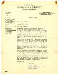 Florida Memory • Letter from Samuel Thompson to Priscilla Stephens, April  14, 1960