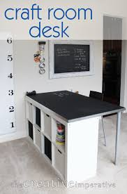 diy craft tables with free plans