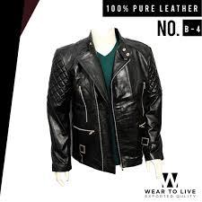 product details of men biker jacket