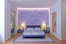 bedroom design purple. Modern Purple Bedroom Design Ideas With Nice Rugs And Wall Decoration