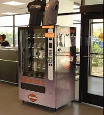 Harley Davidson Vending Machine Amazing Promotional Products Coming To A Vending Machine Near You