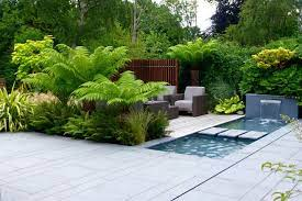 creating a tropical garden in a uk climate