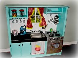 cool diy furniture set. Diy Play Kitchen Sets From Recycled Furniture Cool Set