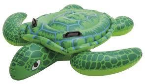 <b>Надувная игрушка</b>-наездник <b>Intex Морская</b> черепаха 56524 ...