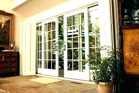 sliding patio door glass replacement doors large curtains for big replacemen