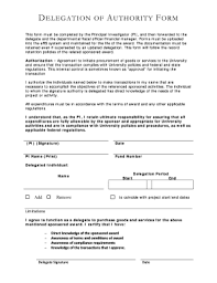 Certification And Delegation Of Authority Form Ny Fill