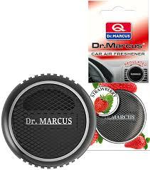 <b>DR</b>.<b>MARCUS Ароматизатор</b> Speaker Shaped Strawberry ...