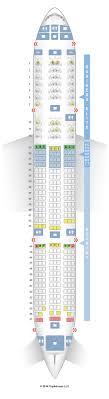 Delta Flight 200 Seating Chart Seatguru Seat Map Delta Boeing 777 200er Lr 77l Boeing