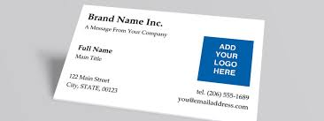Business Card Template All Information About How To Address A
