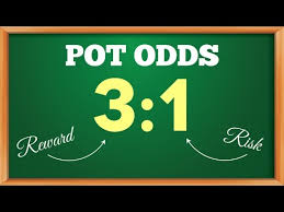 Poker Pot Odds Chart How To Use Pot Odds In Poker Poker Quick Plays