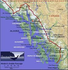 Southeast Alaska Chart Southeast Alaska Fishing Your Best Fishing In Alaska