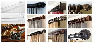awesome custom curtain rods i dry hardware i finials kirsch curtain rods designs