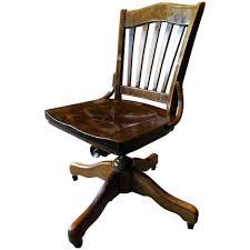 vintage oak swivel desk chair vintage oak swivel desk choose the antique office chair for maximum