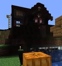 The pink house the pink house on its floating island a platform to repeat in order to make a path to the pink house. What Do You Think Of My Cute Pink House 1 14 Lighting Glitch Ugh Minecraft