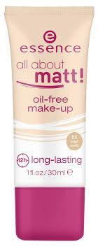 essence matte oil free make up r67 50