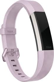 best fitbit alta hr accessory band leather small lavender fb163lblvs