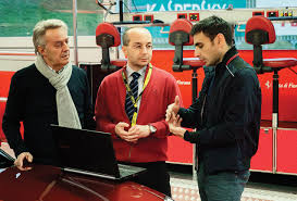 Ranks number 1 out of 50 states nationwide for ferrari salaries. The Man Who Test Drives Ferraris Wsj