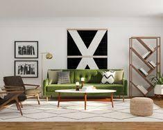 midcentury living room design ideas mid century modern m23 living