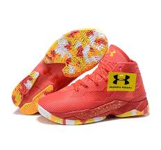 under armour shoes stephen curry orange. under armour stephen curry 2.5 shoes red yellow orange