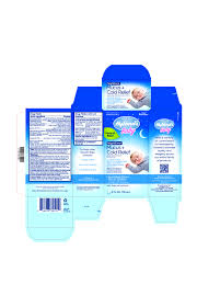 Baby Nighttime Mucus Cold Relief