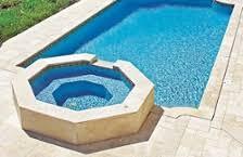 custom pool enclosure hexagon shape. Hexagon-shape-custom-spa-and-roman-pool.jpg Custom Pool Enclosure Hexagon Shape
