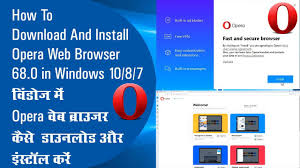 Just sign in to your account to access bookmarks and open tabs in opera browser 64 bit on your computer or mobile device. Install Opera For Windows 7 3 Ways To Uninstall Opera Wikihow Opera Free Download For Windows 7 32 Bit 64 Bit Jacinta Stanforth