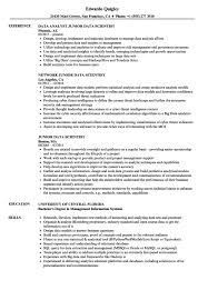 Data Scientist Resume Sample 1 Word Entry Level Science