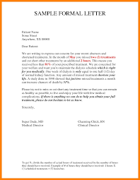 formal application format 026 sample email cover letter formal template examples
