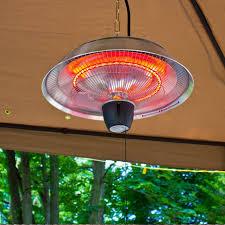 hanging patio heater. 1500 Watt Electric Hanging Patio Heater T
