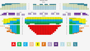 Kennedy Center Eisenhower Hall Theater Seating Chart Kennedy Center Opera House Seating Plan Awesome Kennedy