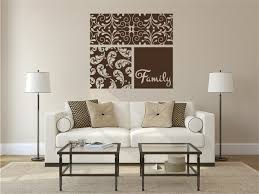 Small Picture Paneling Family Vinyl Decal Wall Stickers Letters Words Living