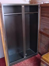 wood tin metal portable closet wardrobe armoire cabinet coat rack stand alone wardrobes