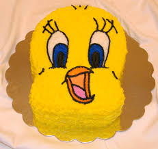 Tweety Bird Cake Designs Tweety Bird Cake Kb Cakes Creations