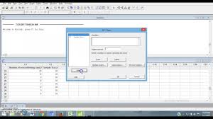 How To Create Np Chart By Using Minitab Youtube